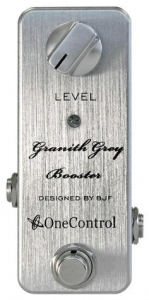 Booster One Control Granith Grey