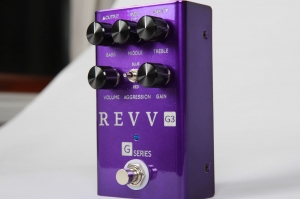 Efekt distortion Revv G3