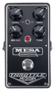 Efekt distortion Mesa Boogie Throttle Box